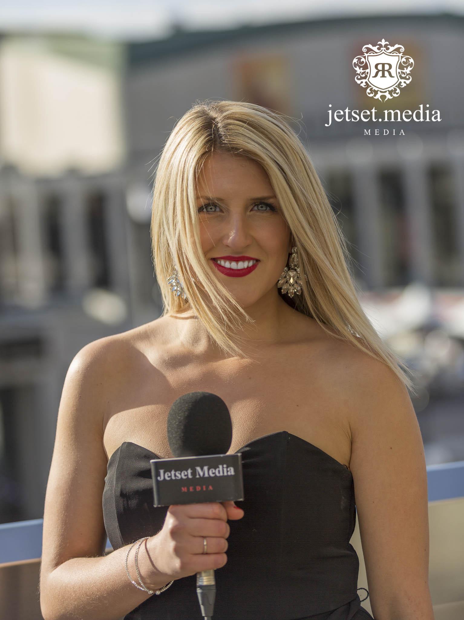 Ariane Messier - Jetset Media